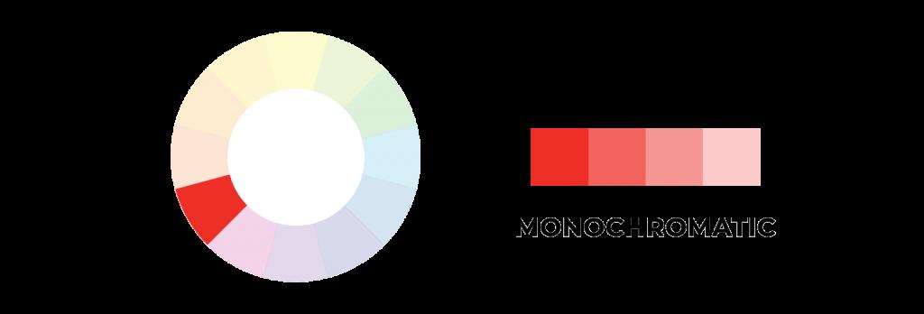 Monochromatic Scheme - Color Harmony