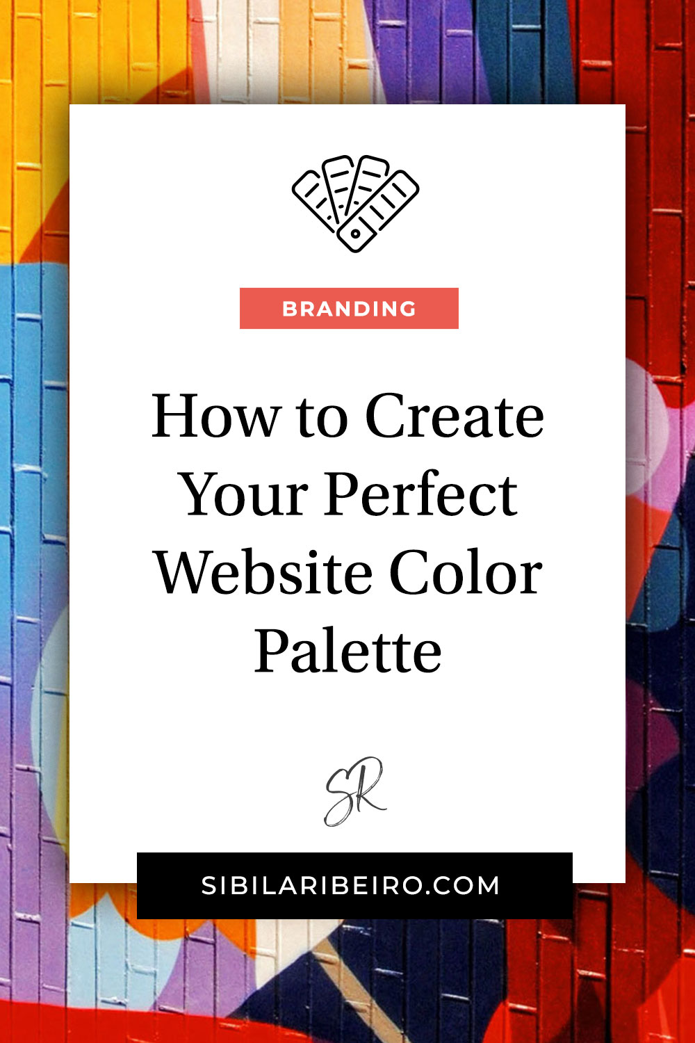Ready to create the perfect color palette for your website but you don't know where to start? In this post, I share all my secrets to creating the perfect website color palette! #website #colorpalette #colorscheme #websitecolors