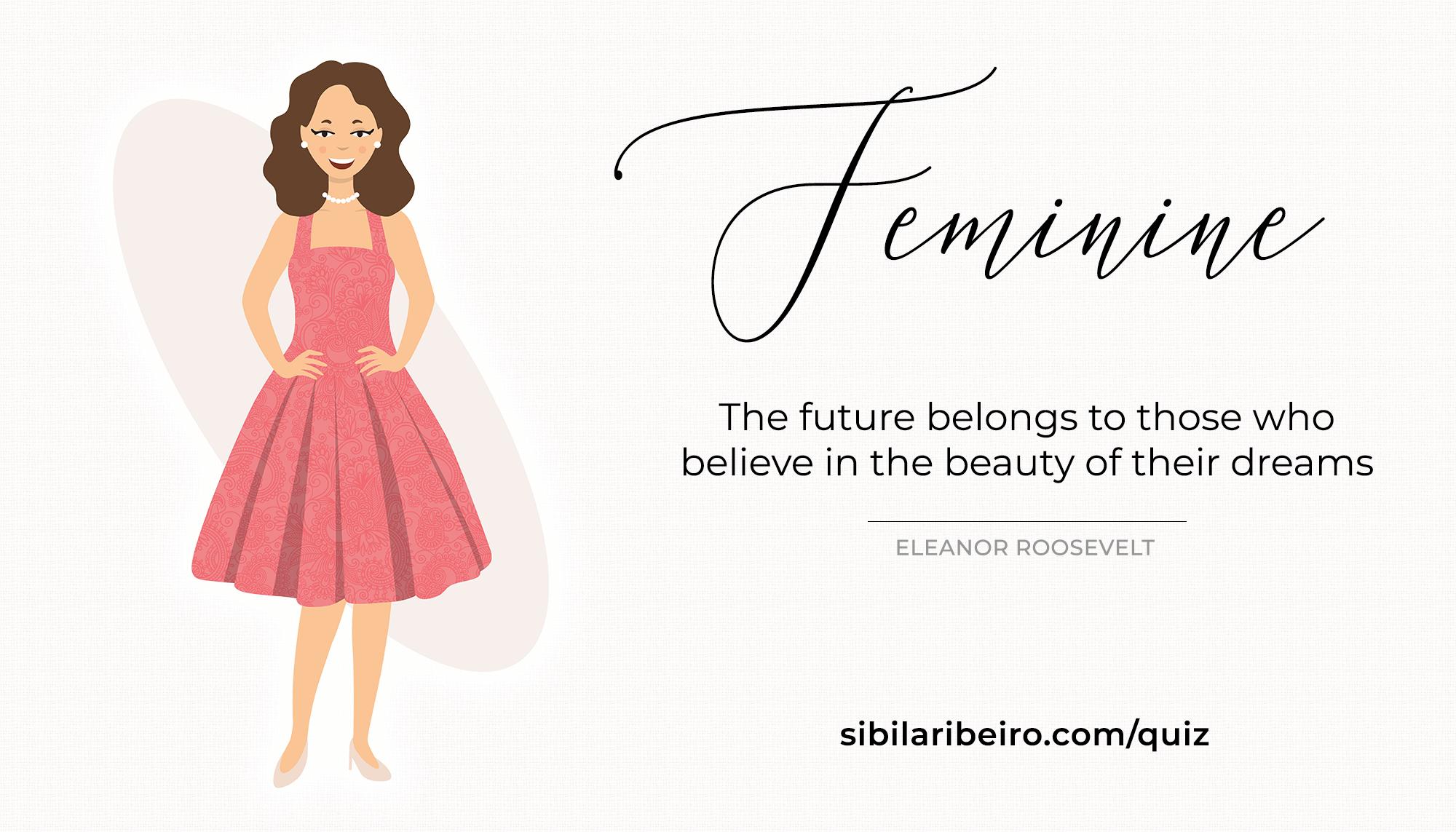 Feminine Visual Brand Style