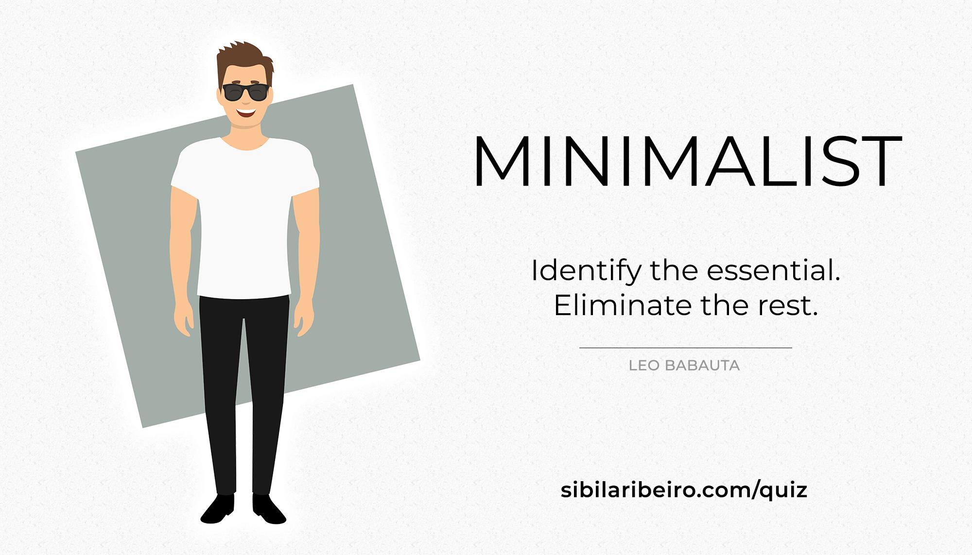 Minimalist Visual Brand Style