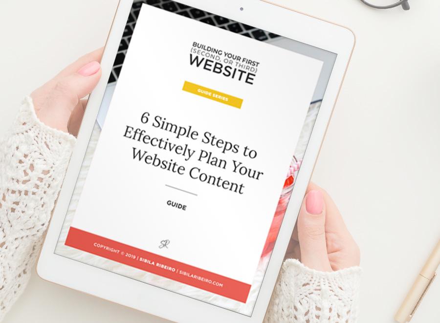 Steps-Plan-Website-Content